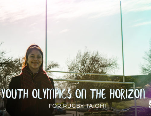 Youth Olympics on the horizon for Rugby Taiohi