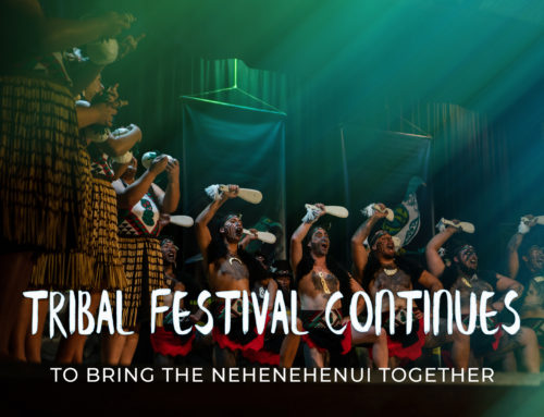 Tribal Festival continues to bring Te Nehenehenui together