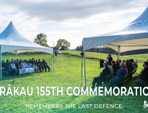 Ōrākau 155th Commemoration remembers the last defence