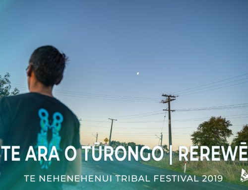 Te Ara o Tūrongo, Rerewē – Te Nehenehenui Tribal Festival 2019