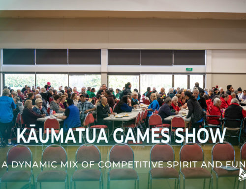 Kaumātua Games show a dynamic mix of competitive spirit and fun