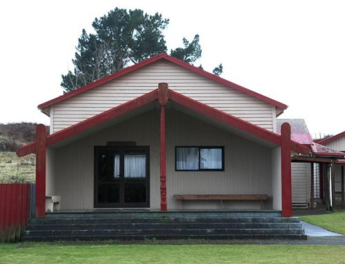Maniapoto Marae renovations underway