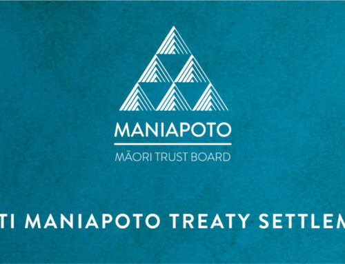 Maniapoto Treaty Settlement ratified